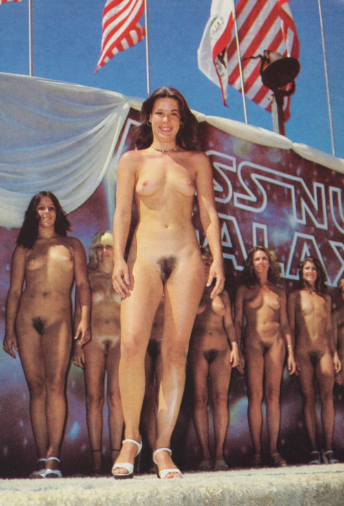 Contest miss nude