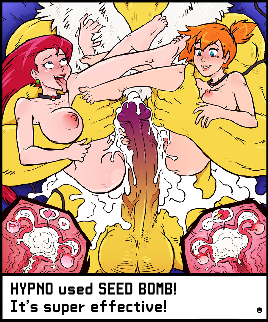 hentai hypno Pokemon misty