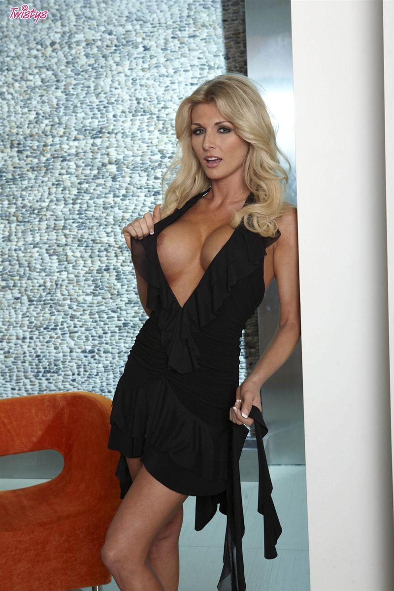 Sexy Black Dress - Something also sexy black dress big tits milf porn not ...