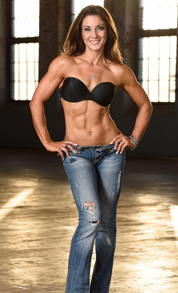 Female bodybuilder xxx hairy