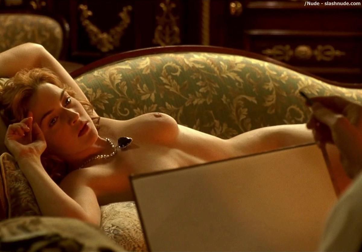 titanic scene sexy winslet kate