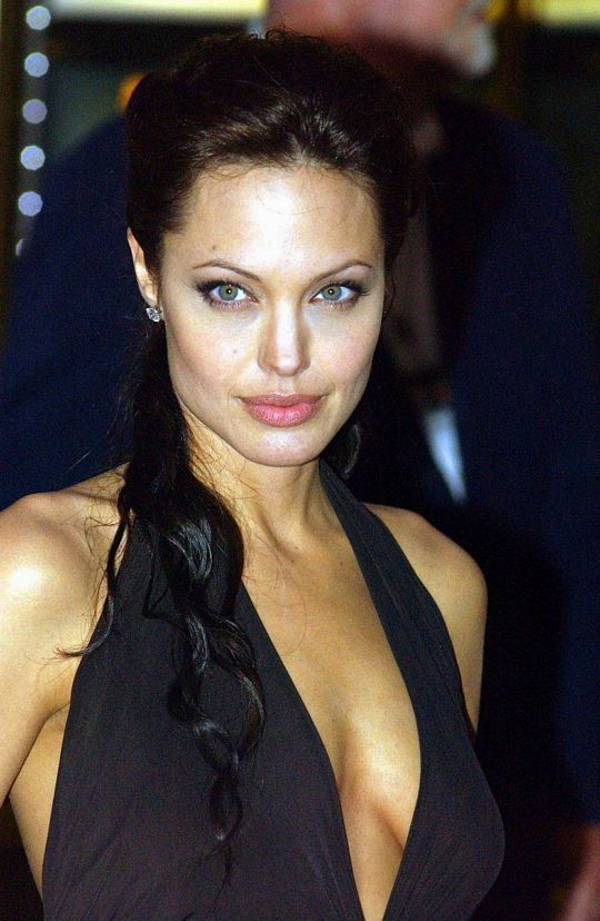 jolie actress Angelina hollywood