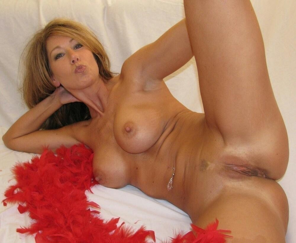 arroused woman nude