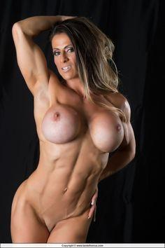 fitness models Female bodybuilder nude