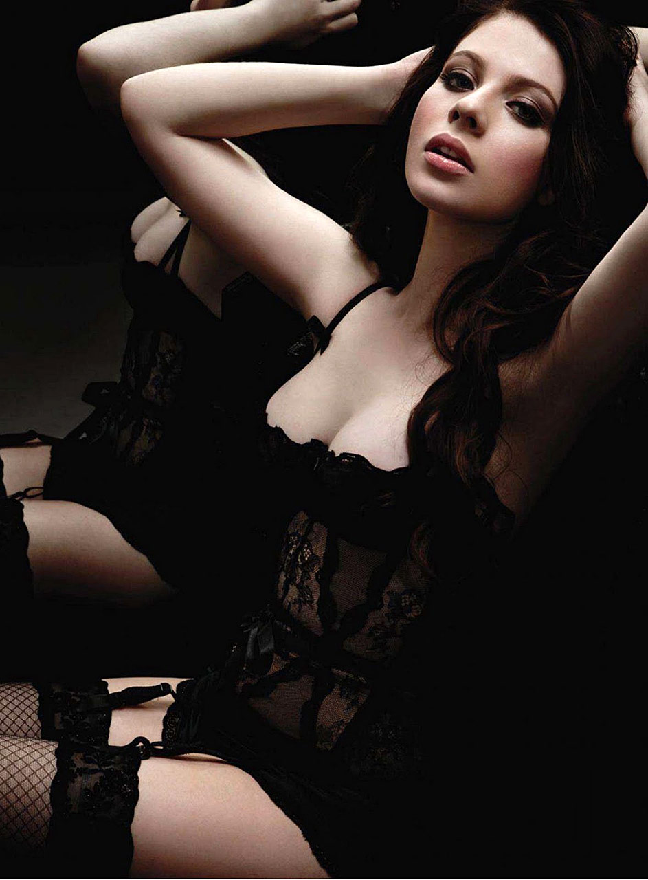 nude Naked michelle trachtenberg