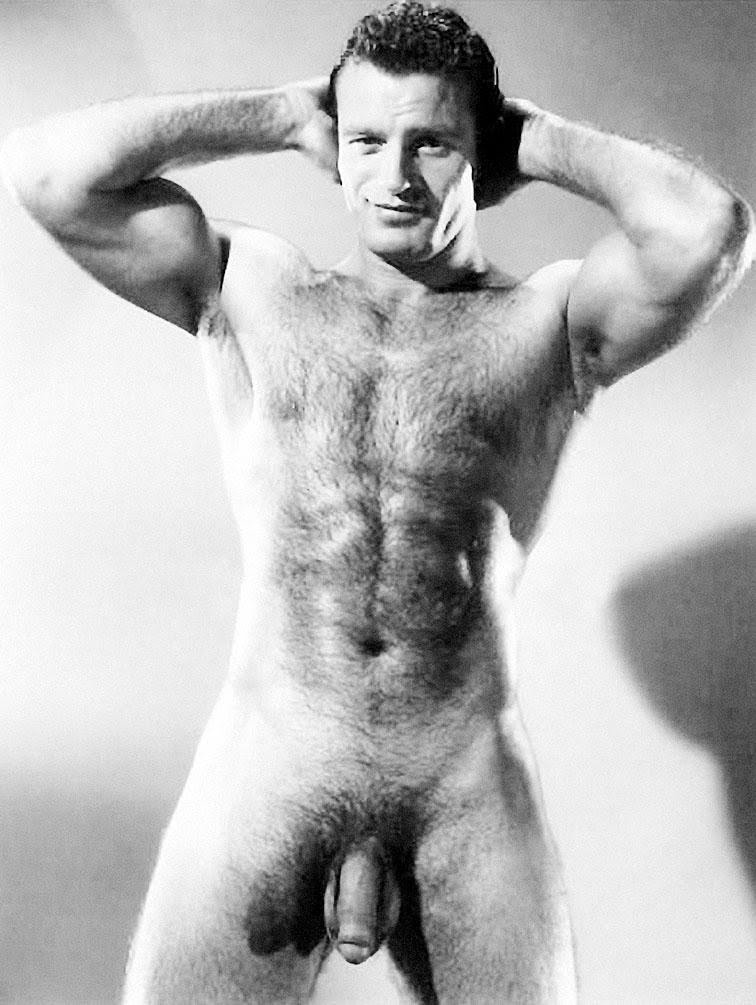 Will Vintage male nude pictures