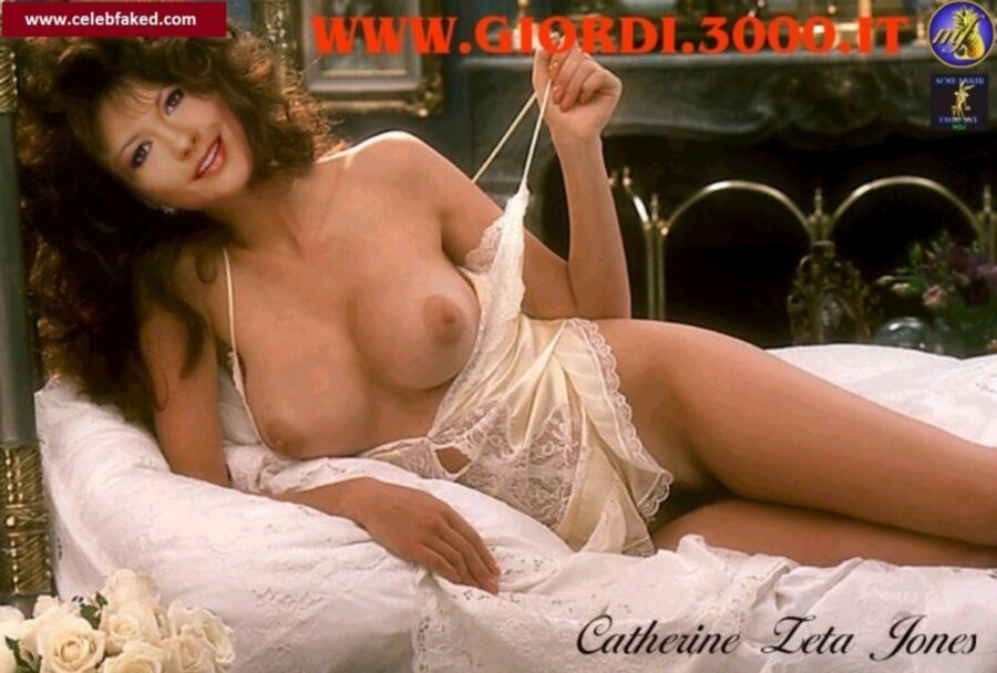 nude jones Celebrity fakes catherine zeta