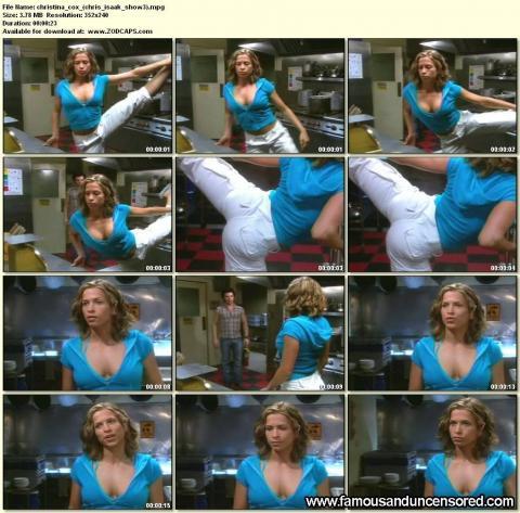 scene nude Christina cox