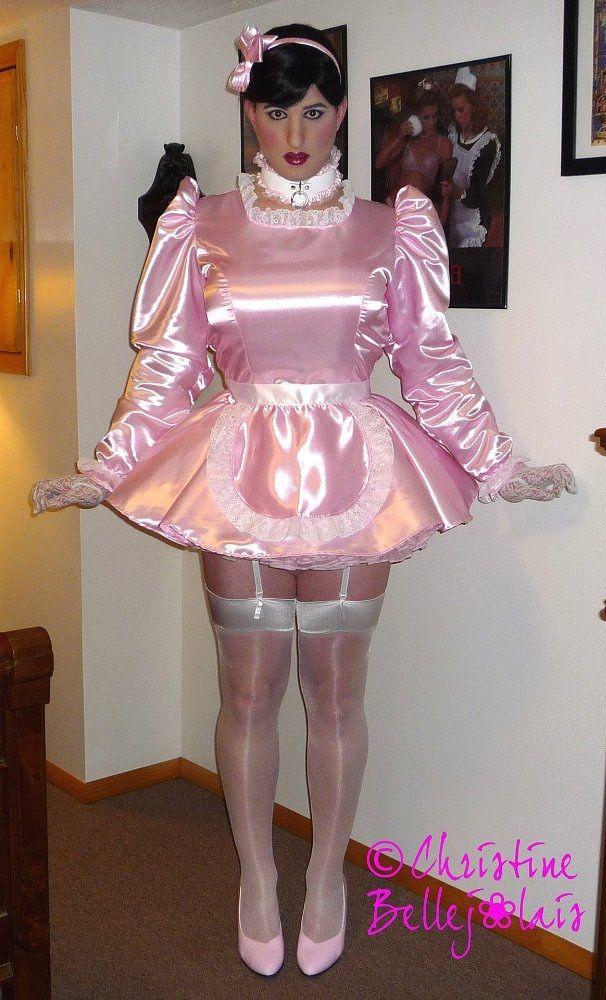 maid christine Sissy