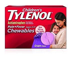 adults Chewable tylenol