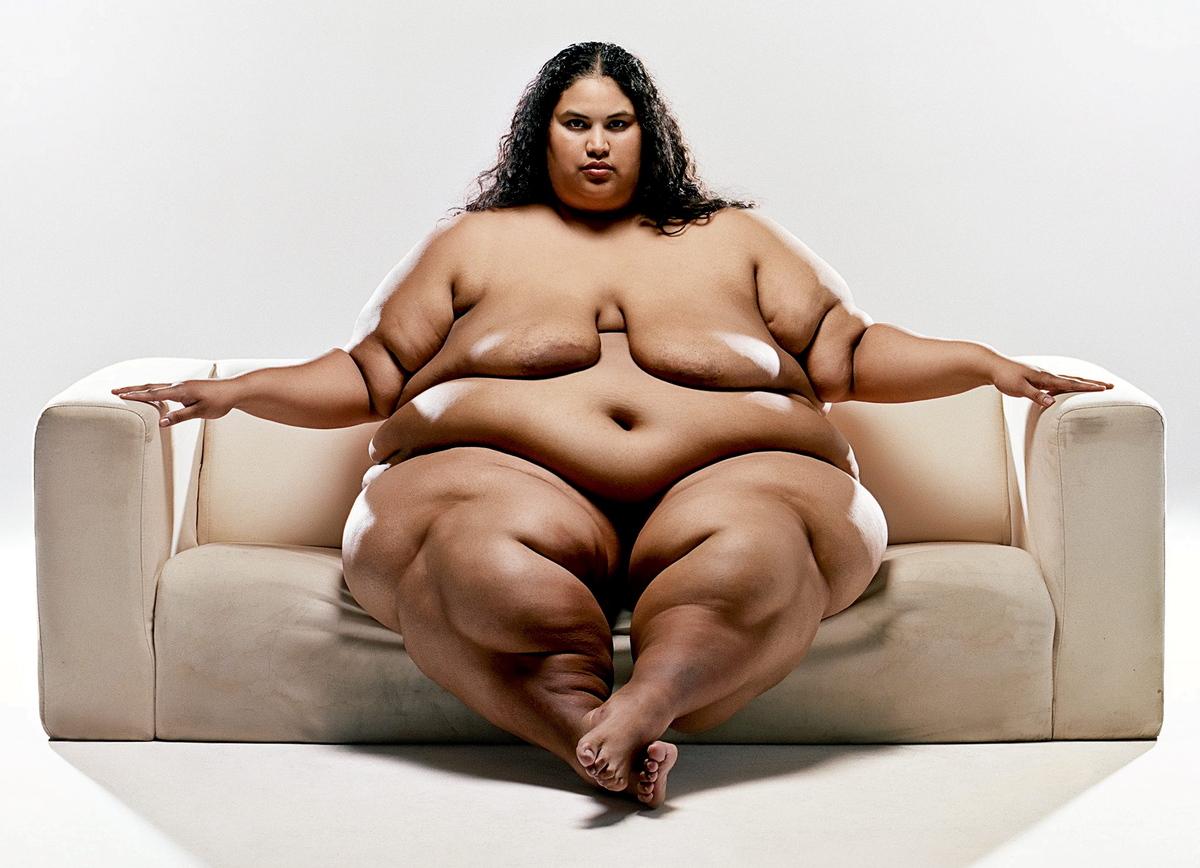woman black fat sex