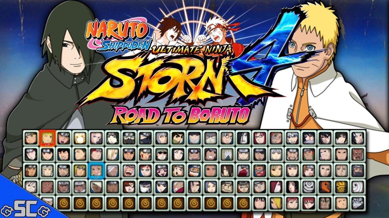 profile Naruto choji characters shippuden