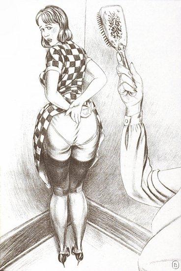 bdsm art Benson torture