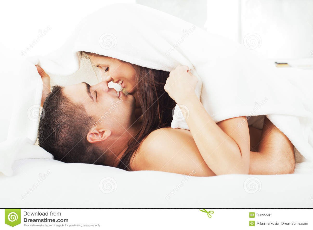 sex Couple morning