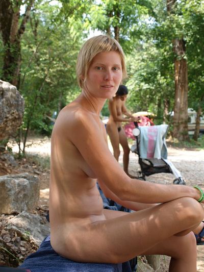 hiking while Mature sex