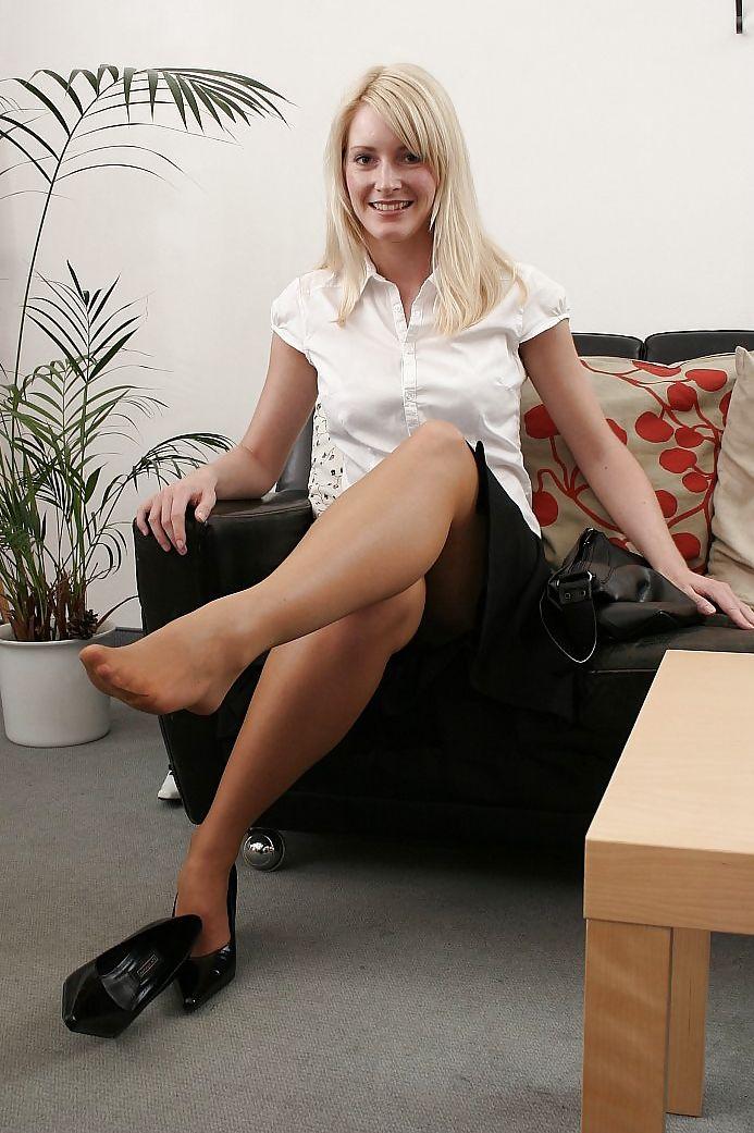 Theme simply pantyhose tan heels simply
