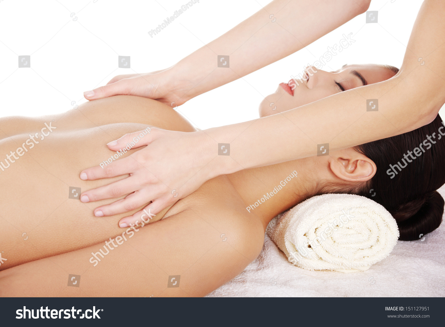 breast massage American
