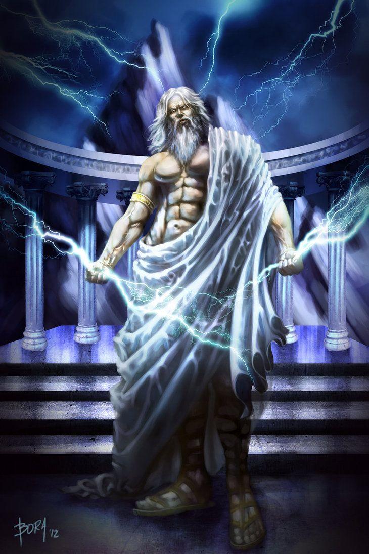 and mythology gods Greek