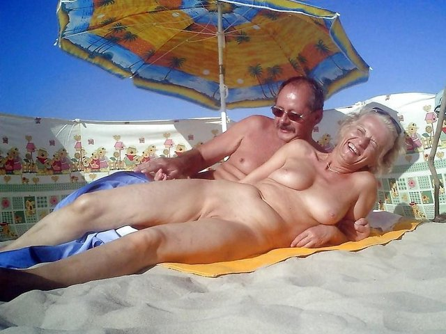 beach sex nude Mature