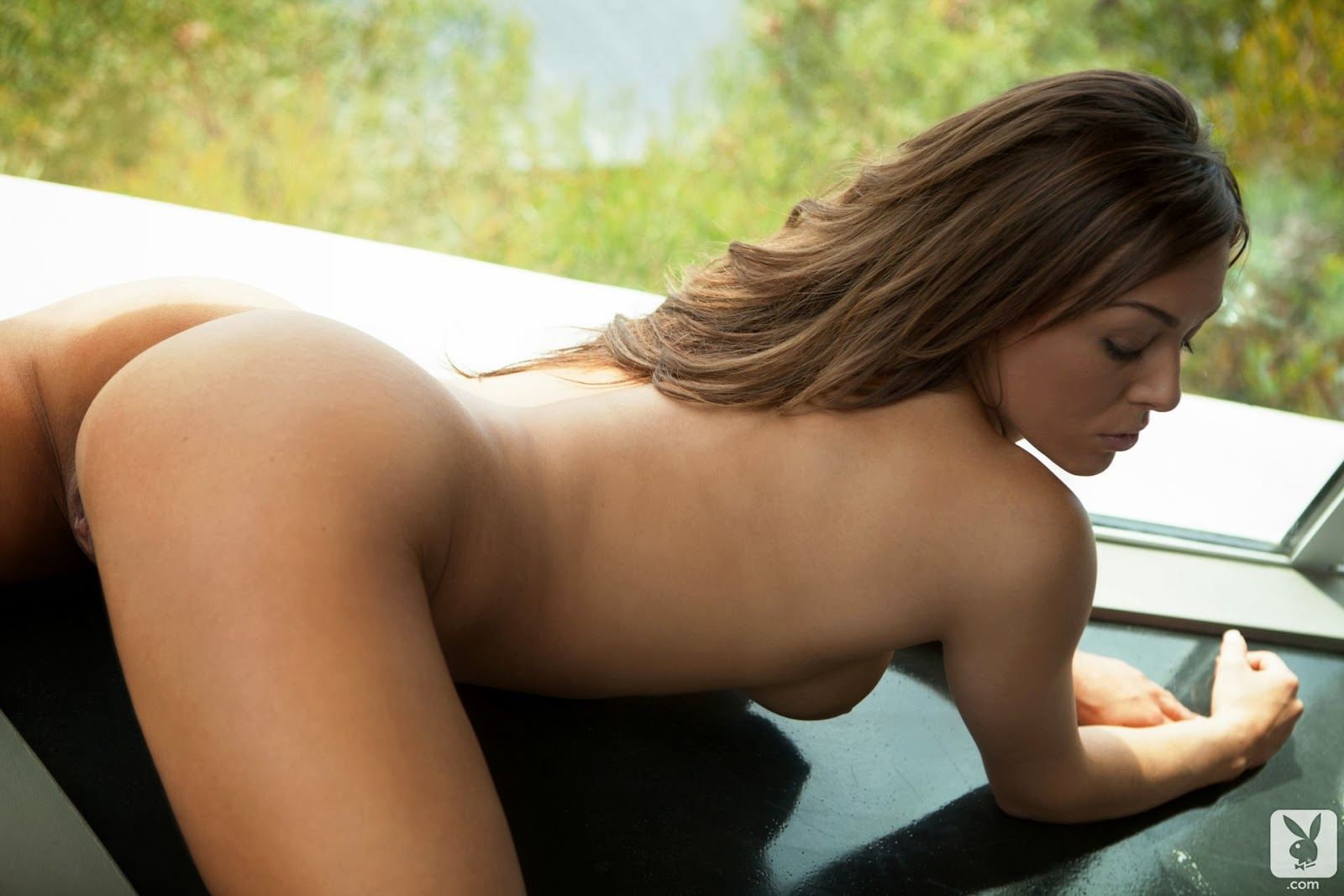 ripple Playboy nude christina