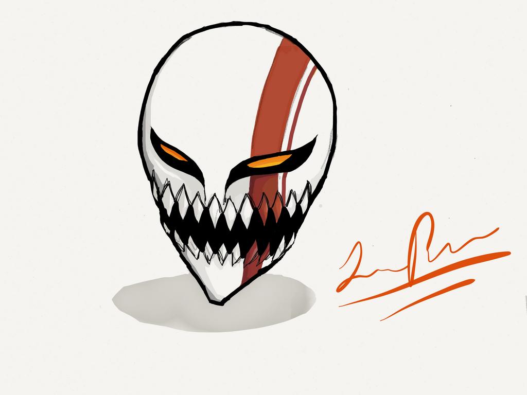 ichigo hollow mask Bleach