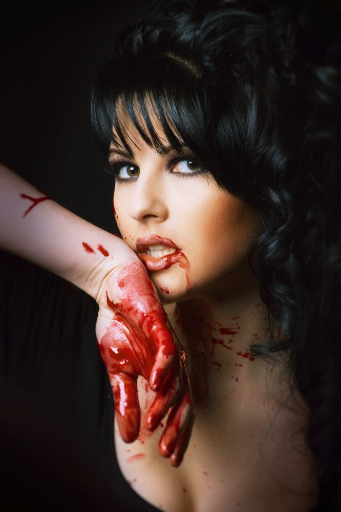 Nude vampire girl pictures all