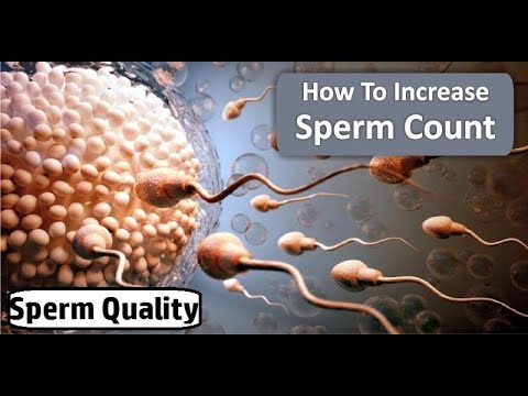 tatse Improving sperm