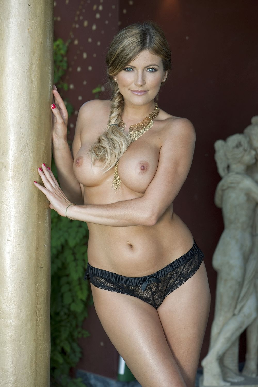 model Sam naked cooke