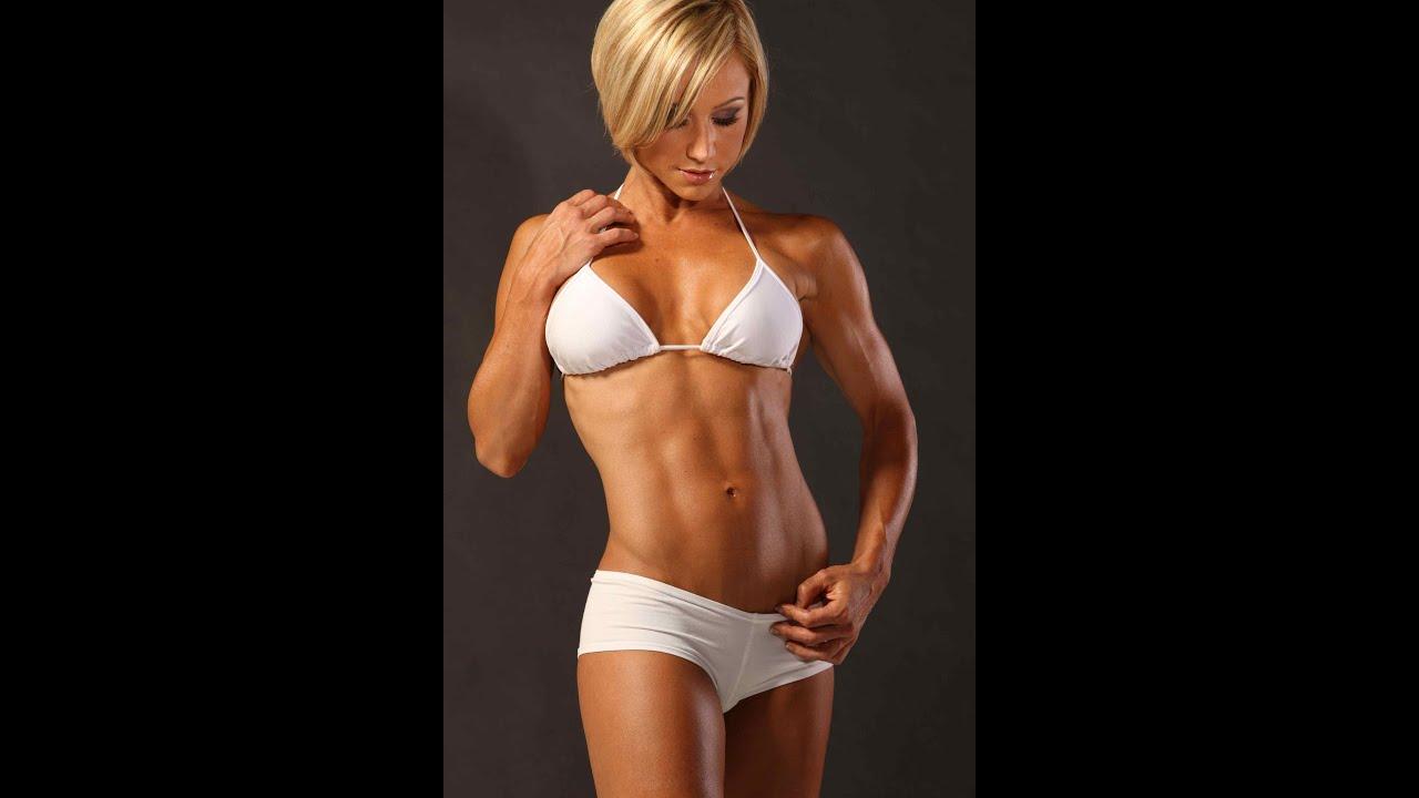 nude Muscle women