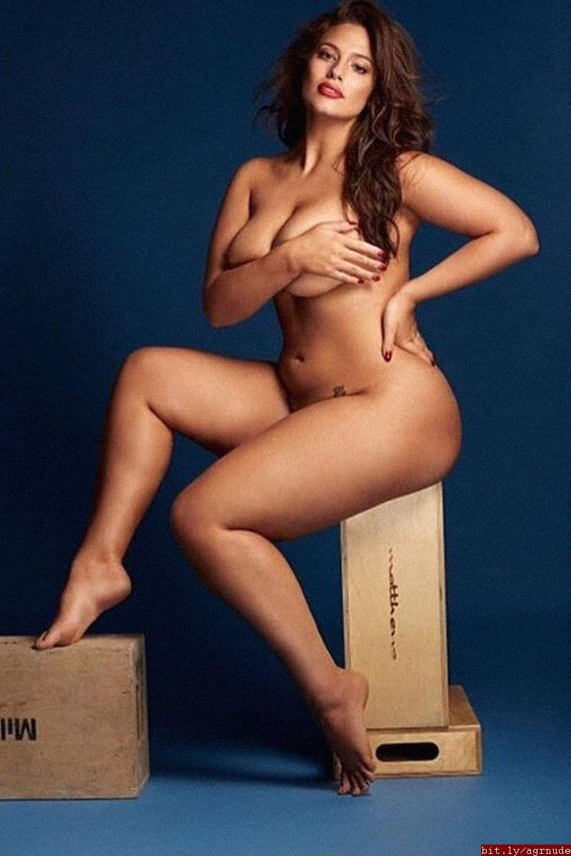 Models Nude plus sized