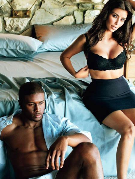 reggie Kim photo shoot kardashian bush and