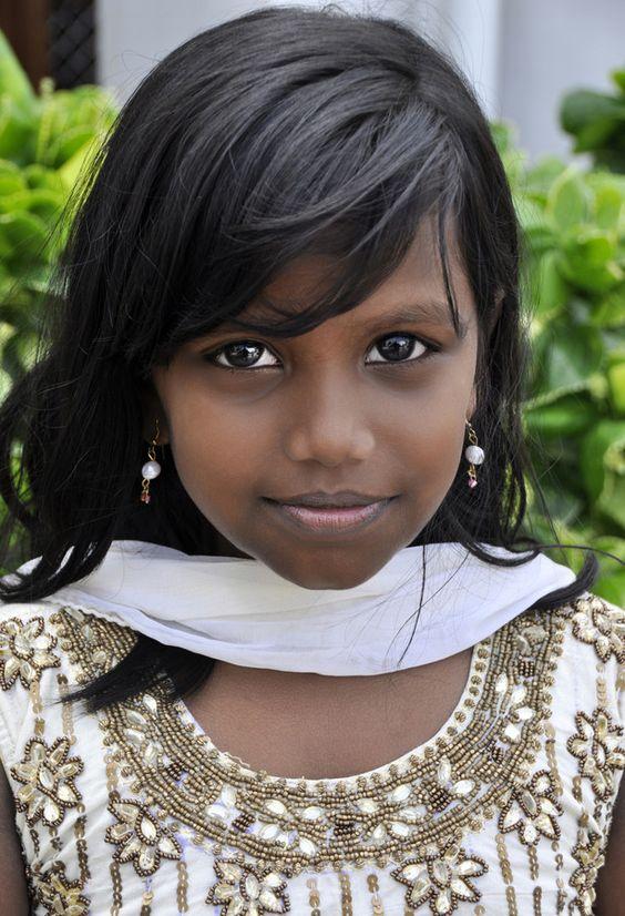girl young Beautiful very indian