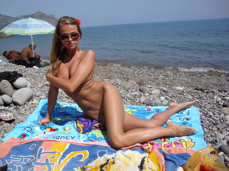 beaches Russian nudist