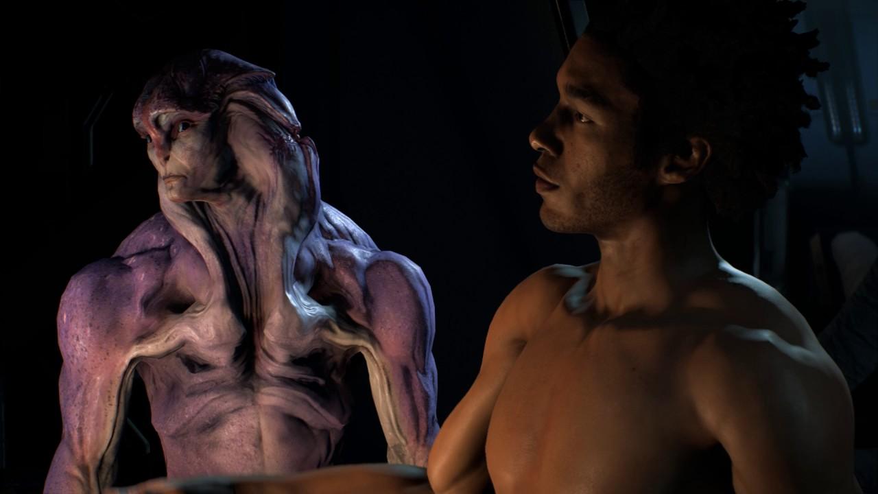 naked sex andromeda