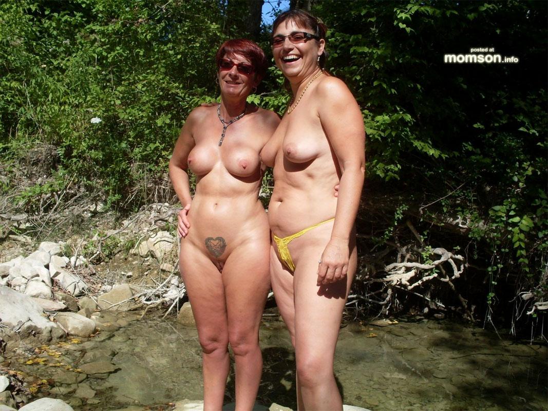 Nudist naturalist photo gallery post
