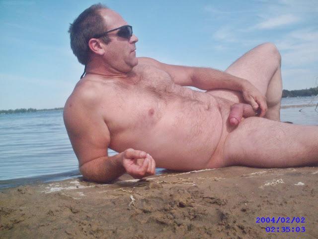 bear naturist men