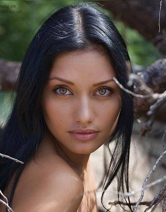 indian Beautiful native women american