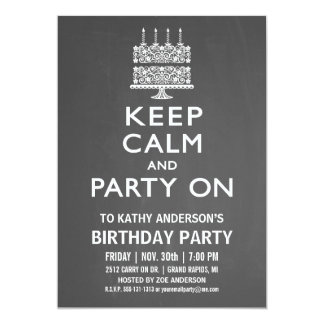 invitations birthday Funny adult party