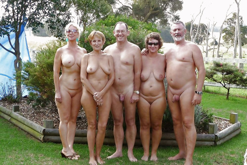 groups Nudist family