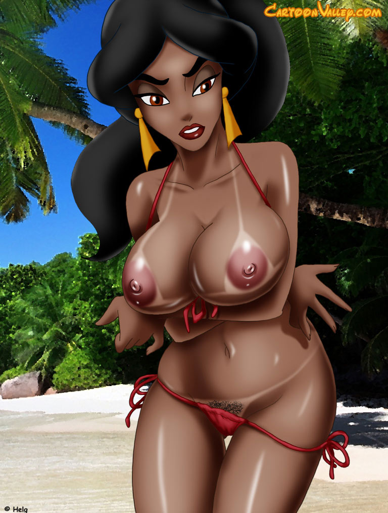 Porns Pic Princess Jasmine Sexy And Naked