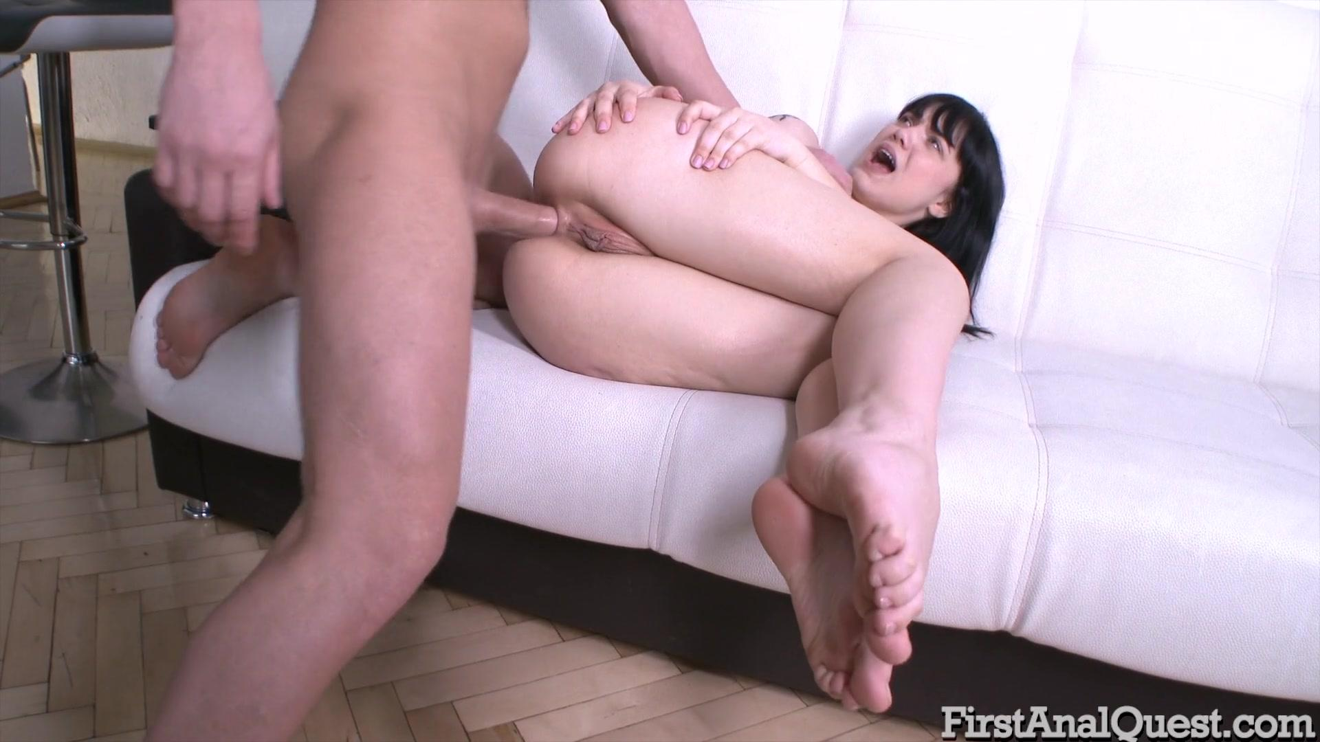 gallery quest First anal