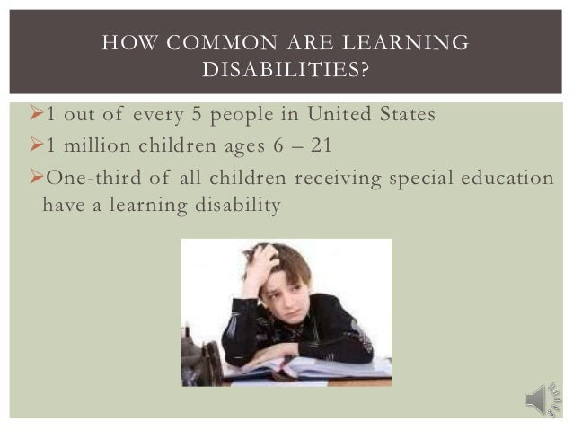 learning education Adult literacy disability