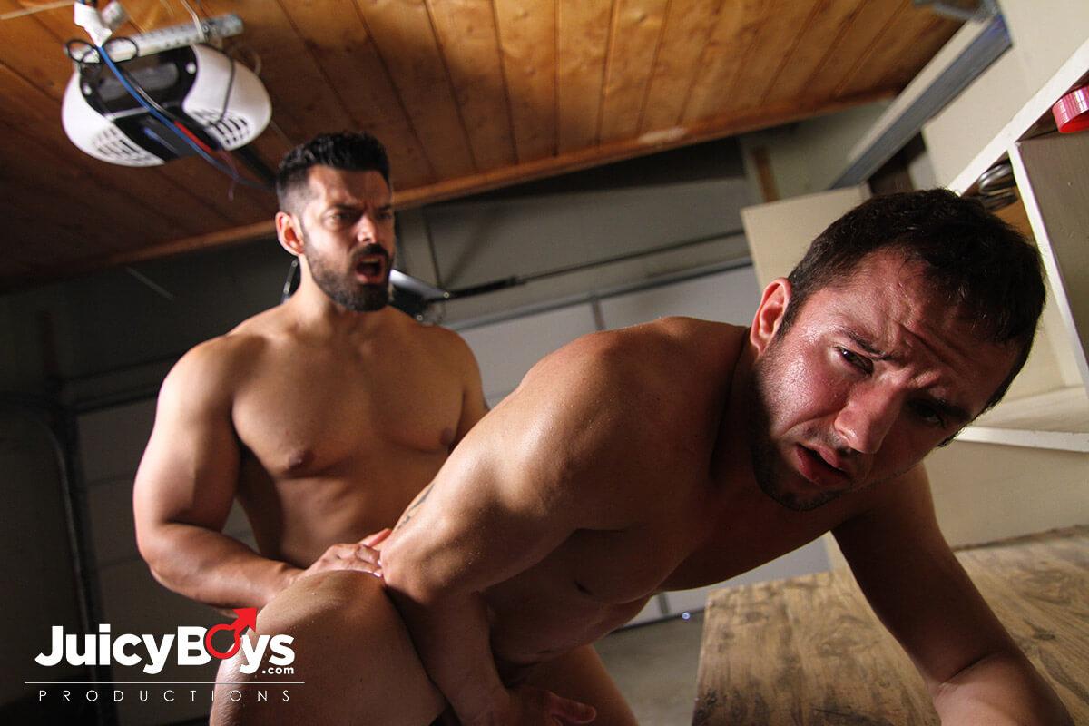 porn garage gay