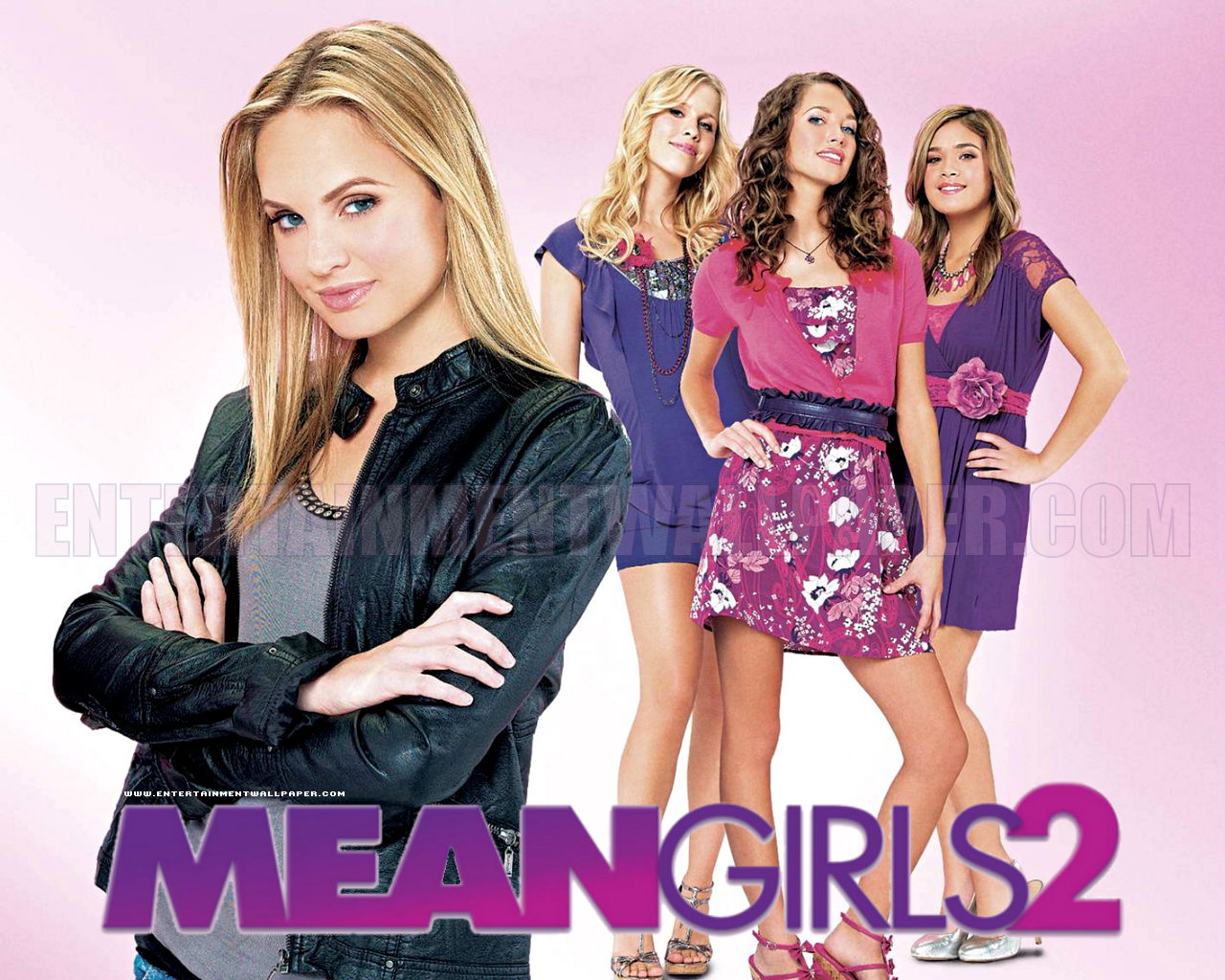 girls Teen girls mean
