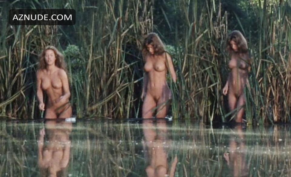 green nude scene Eva