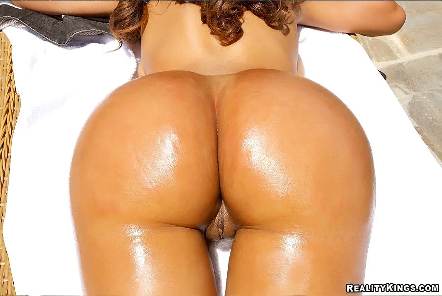 giant big Black ass girl