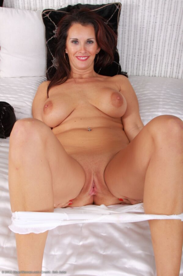 Angie george pussy