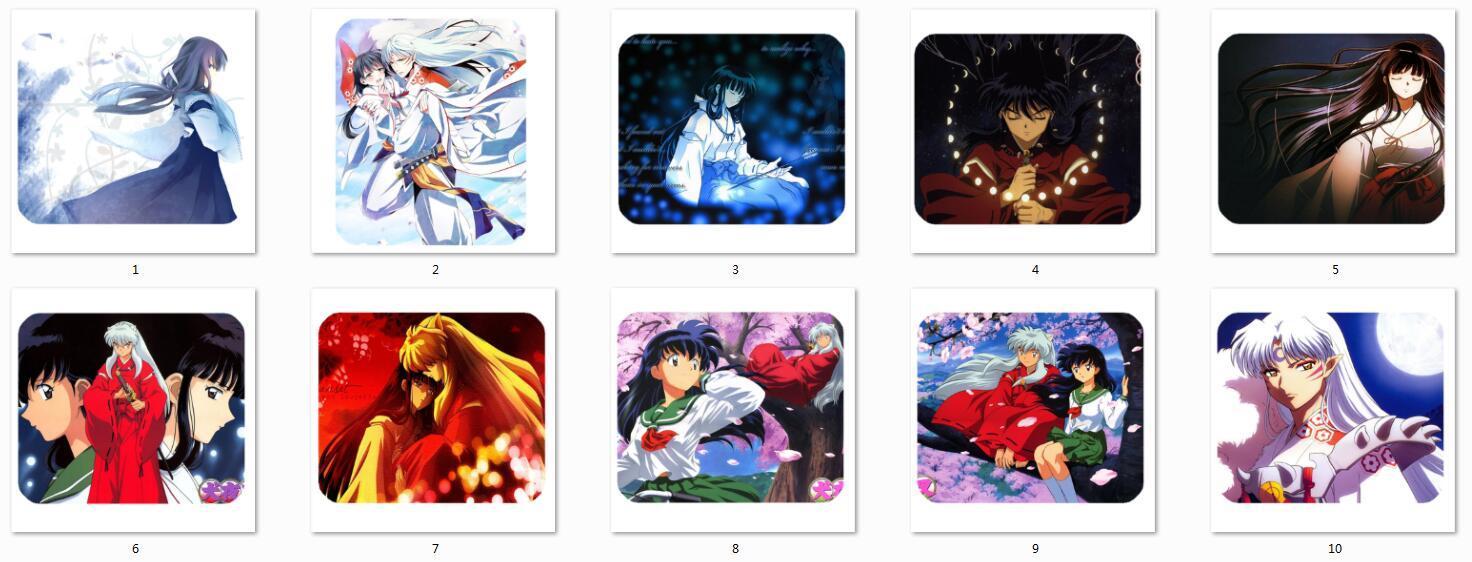 characters Anime inuyasha