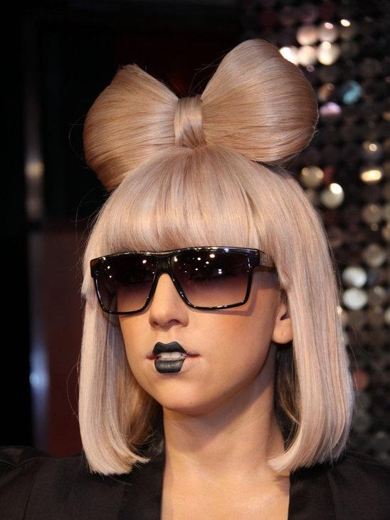 hairstyles Lady gaga