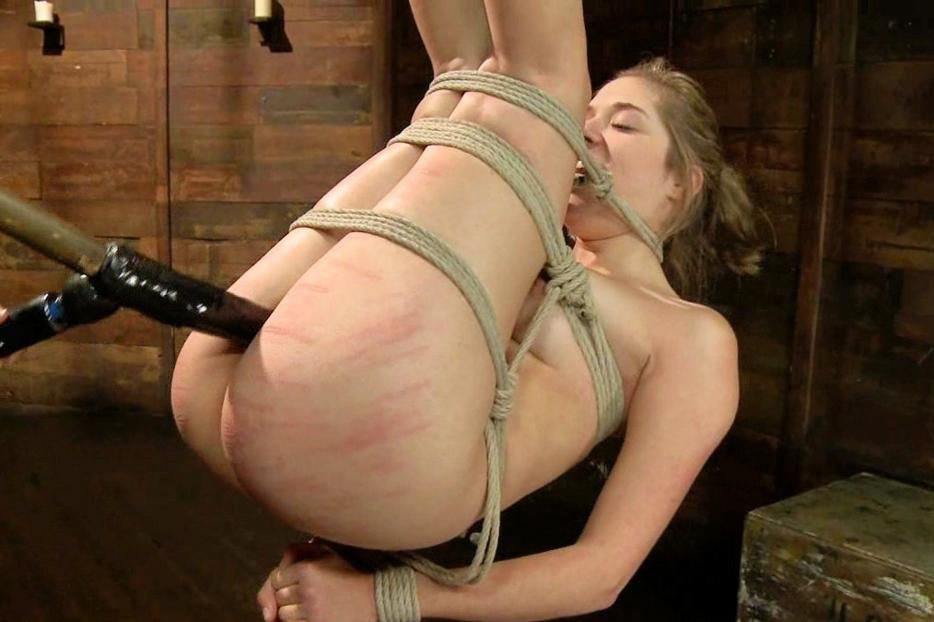 sex slaves bondage Thong
